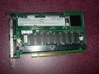 AMI MegaRAID 493 Elite 1600 Dual Channel U160 RAID 128MB BBU