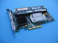 Dell Perc4eDC PCI Express 2 CH Ultra320 RAID 256M DDR