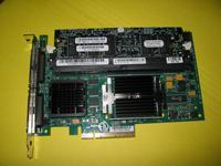 Dell PERC4eDC PCI Express Ultra320 RAID  with MR iTBBU01 X6847